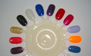 Set de 12 colores de Gel