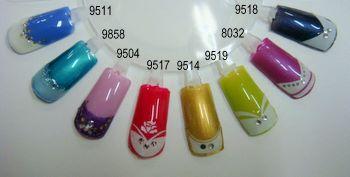 Productos para uñas de porcelana