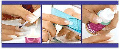 Aprenda a hacer u as paso a paso onails - Como poner fibra de vidrio ...